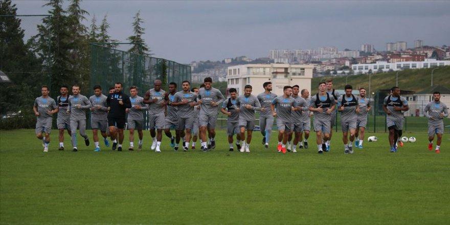 Trabzonspor, Beşiktaş maçına hazır