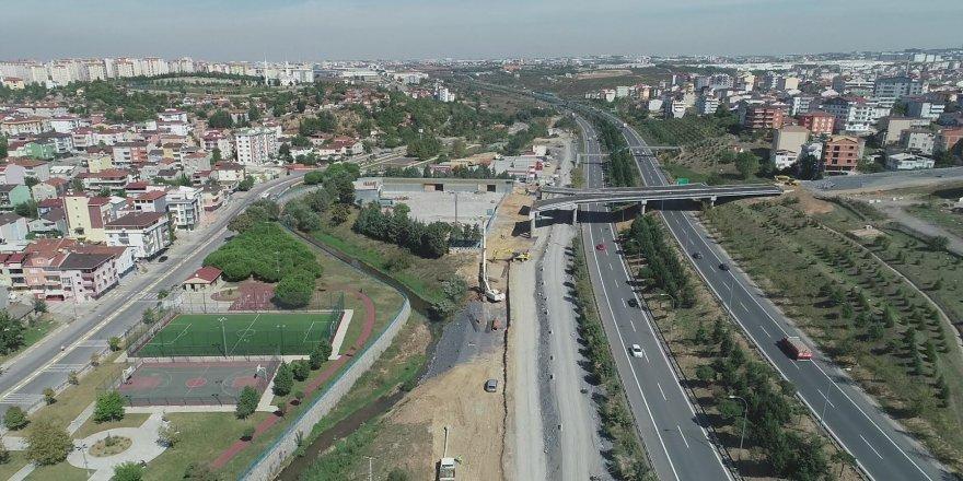 Bu bağlantı yolu İstanbul'a ulaşımı kolaylaştıracak