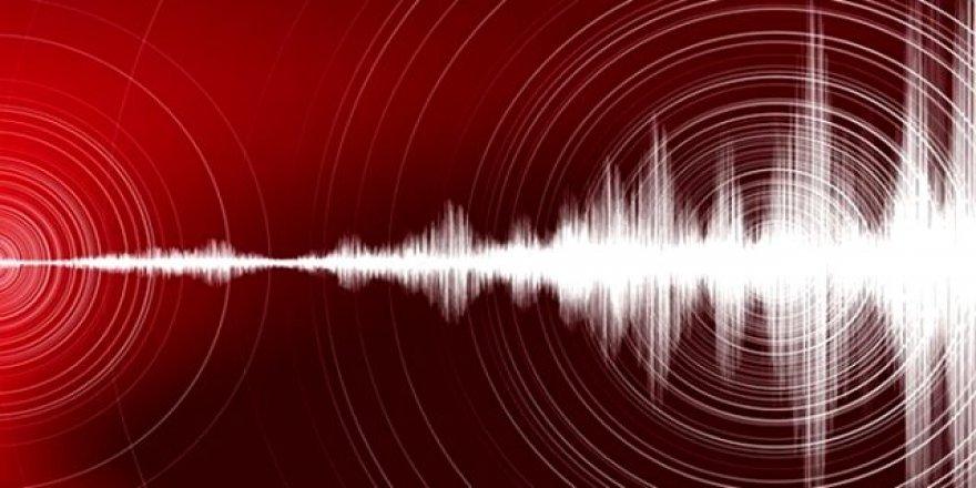 Marmara Denizi'nde art arda iki deprem !