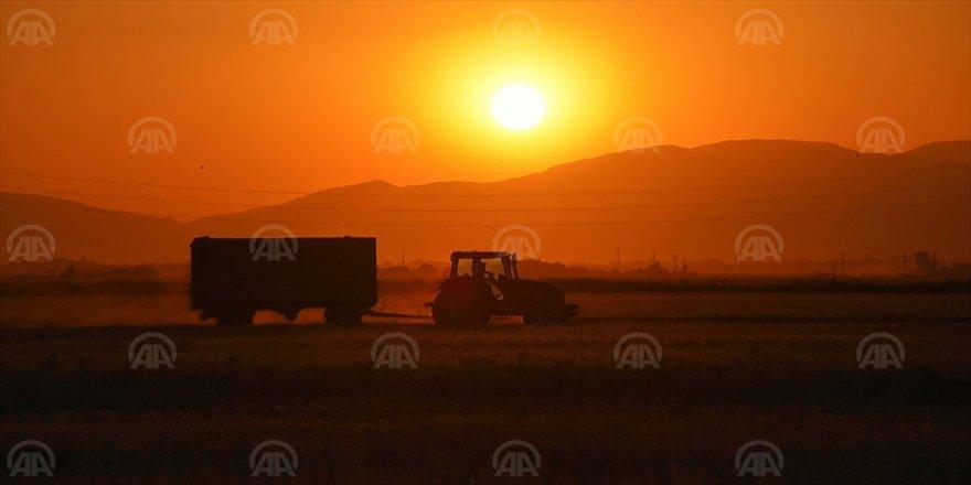 Çiftçilere özel hava durumu