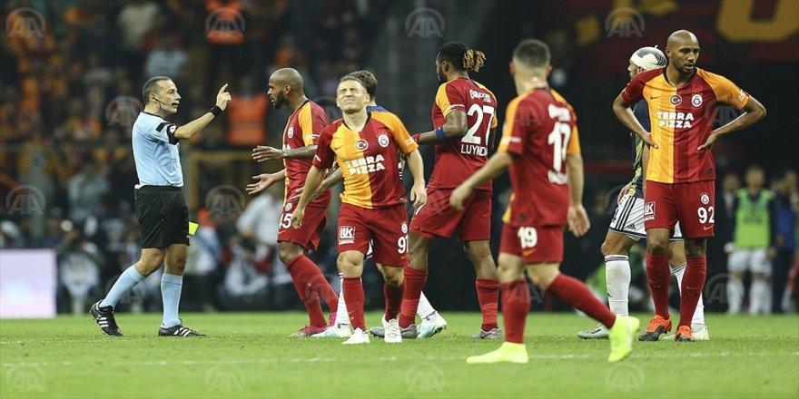 Galatasaray'dan 6 haftalık kötü performans