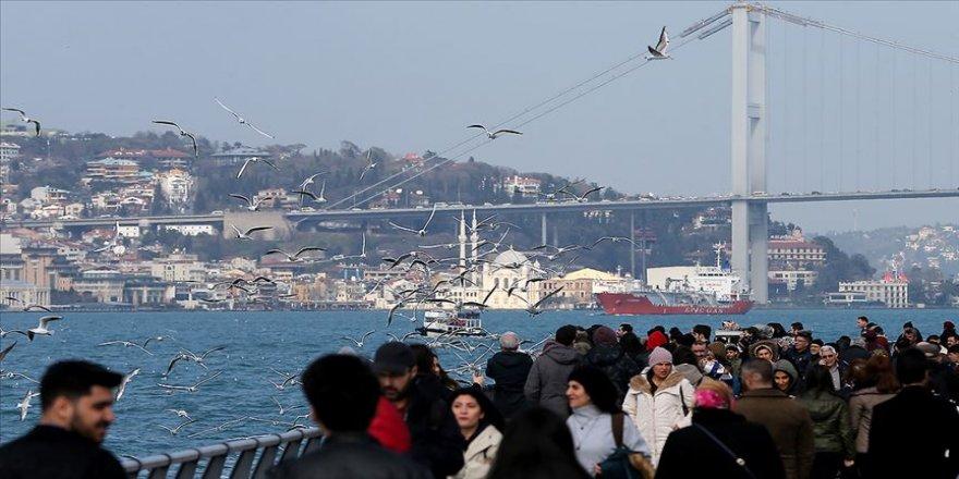 Marmara'da az bulutlu hava bekleniyor