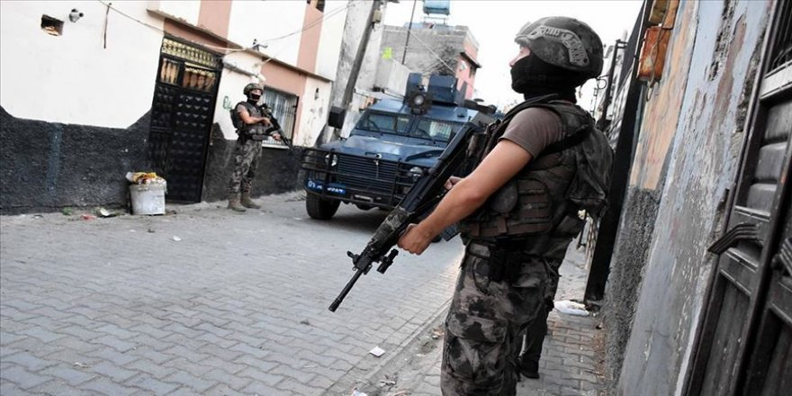 Diyarbakır'da 2 PKK'lı terörist yakalandı