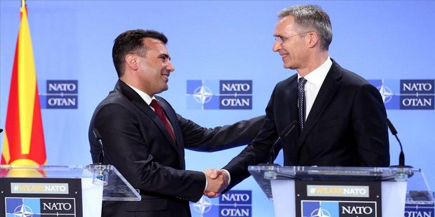 Referandumdan bir yıl sonra: Kuzey Makedonya NATO'ya bir adım uzakta