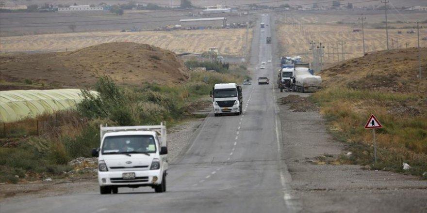 Suriye-Irak sınır kapısı 5 yıldan sonra yeniden açıldı