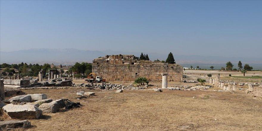 Antik dönemde de depremden korunmaya çalışmışlar