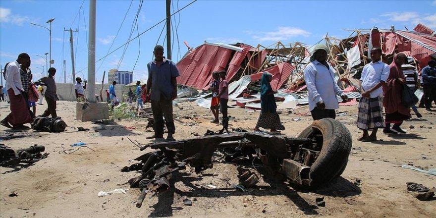 Eş-Şebab Somali'de ABD ve Avrupa güçlerine saldırdı