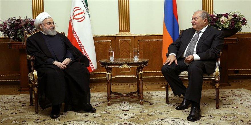 Ruhani ile Sarkisyan ikili ilişkileri görüştü