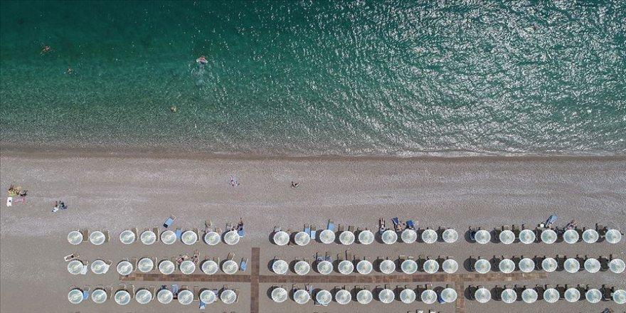 Turizmin merkezi '16 milyon turist' hedefine koşuyor