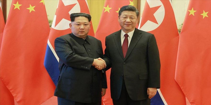 Kuzey Kore'den Çin'e 'daima yanınızdayız' mesajı
