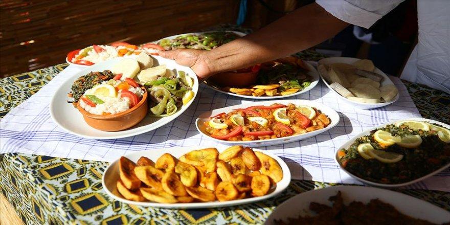 Dünyanın geleneksel lezzetleri Etnospor'da