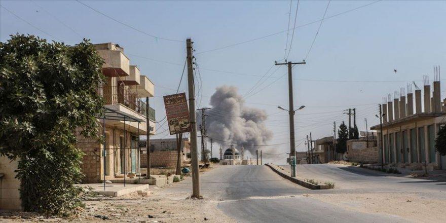 Suriye'de geçen ay 118 sivil öldü