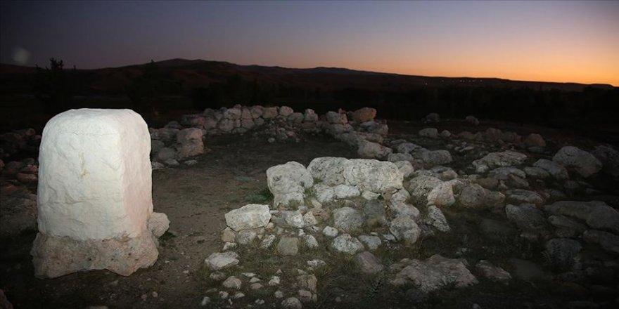 Hitit şehri'nde kazı çalışmaları sürüyor