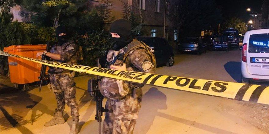 Adana'daki saldırıyı düzenleyen teröristlerden ikisi Eskişehir'de etkisiz hale getirildi