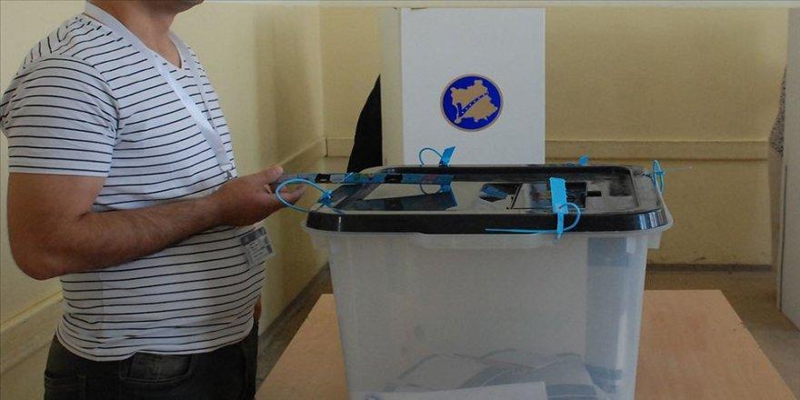 Kosova'daki seçimde eski UÇK komutanları ön planda