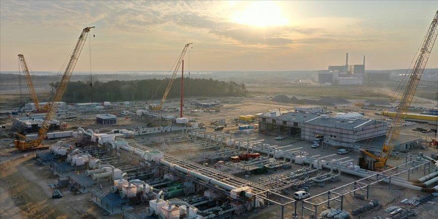 Kuzey Akım 2'nin inşaatında sona gelindi
