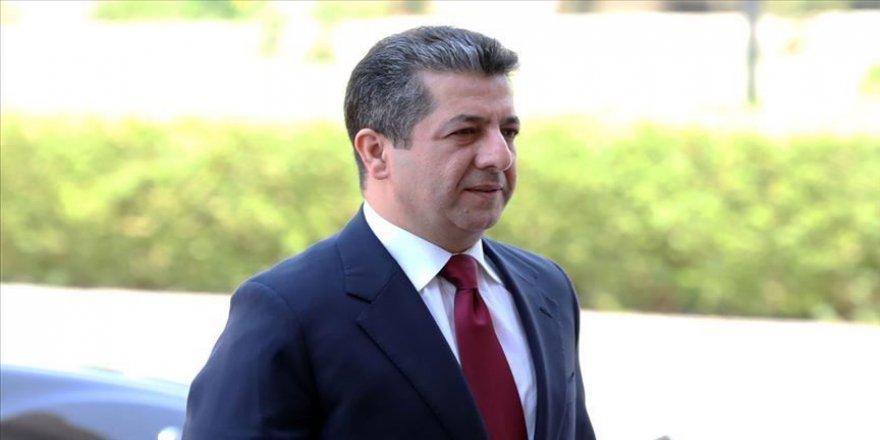 Barzani: 'Kerkük petrolünü Bağdat'la beraber ihraç edeceğiz'