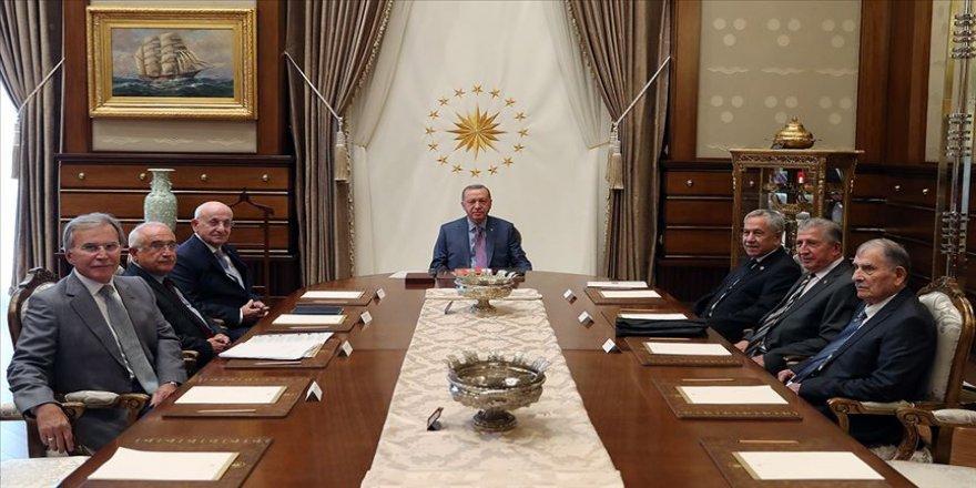 Cumhurbaşkanlığı Yüksek İstişare Kurulu Toplantısı yapıldı