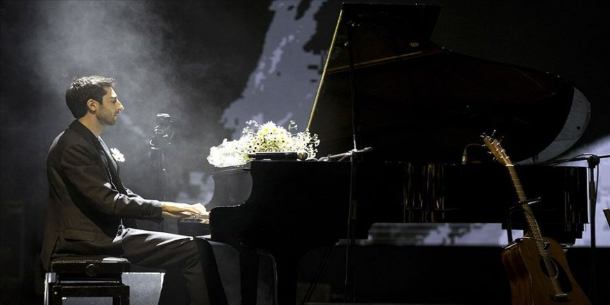 Evgeny Grinko Başkent'te konser verecek