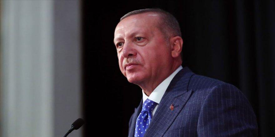 Cumhurbaşkanı Erdoğan'dan Tarık Ünlüoğlu'nun eşine taziye telefonu