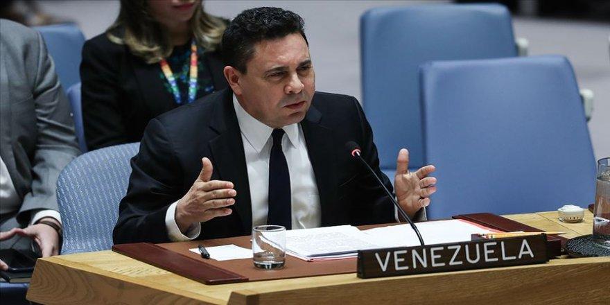 Venezuela'dan BM'ye çağrı