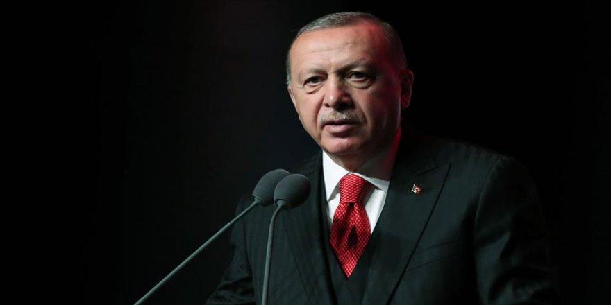 Cumhurbaşkanı Erdoğan'dan Etnospor Kültür Festivali paylaşımı