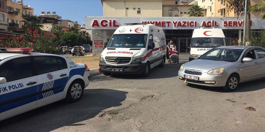 Zırhlı araç devrildi: 2 şehit, 5 yaralı