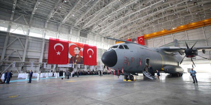 '2020'de Airbus'ın Türkiye'de 2,5 milyar dolarlık yatırım yapması beklenmekte'