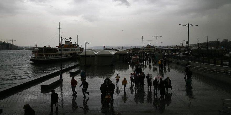 İstanbul'da sıcaklıklar düşecek