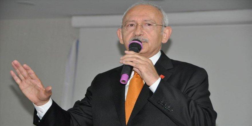 CHP Genel Başkanı Kılıçdaroğlu: Bir devlet üretirse güçlüdür