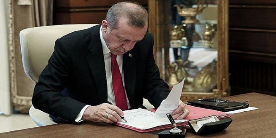 Cumhurbaşkanı imzayı attı ! Üç il için önemli karar