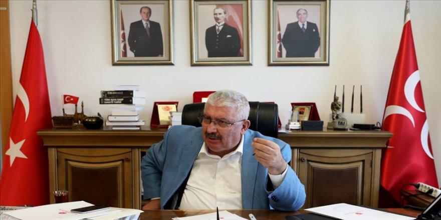 MHP komisyonda dokunulmazlıkların kaldırılması yönünde oy kullanacak'