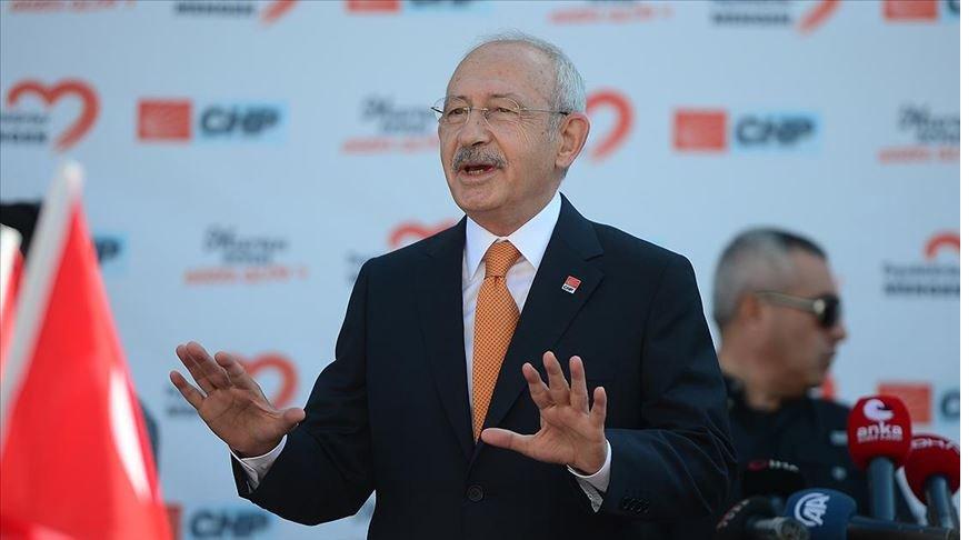 CHP Genel Başkanı Kılıçdaroğlu: Yeni bir siyaset anlayışı getiriyoruz