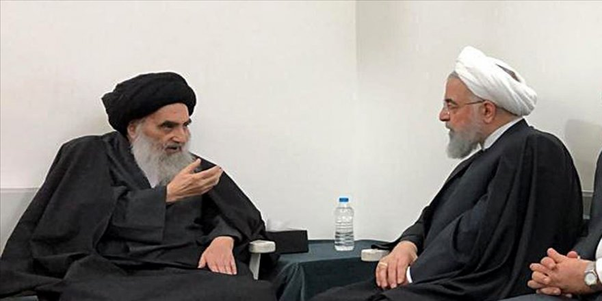 Şii merci Sistani'den Irak yönetimine 'reform' çağrısı