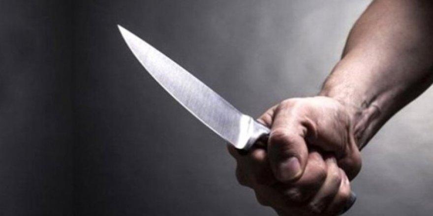 Gebze'de taksi durağında bıçaklı kavga