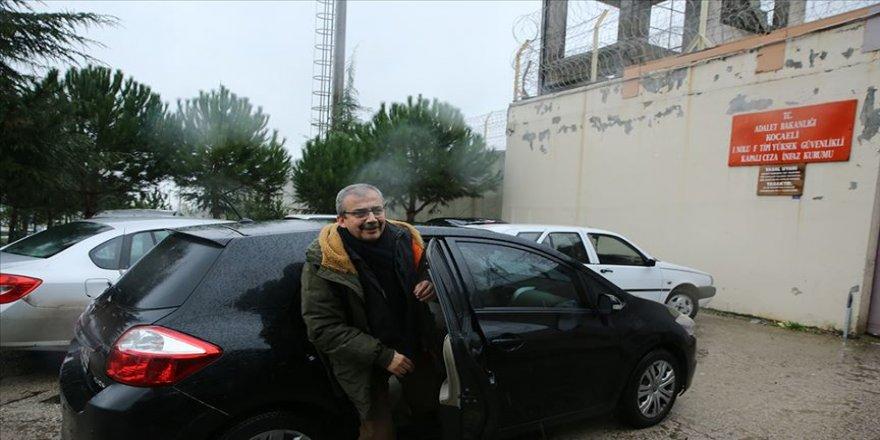 Sırrı Süreyya Önder'in tahliyesine karar verildi