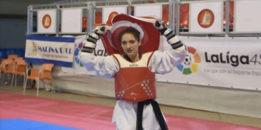 Avrupa Gençler Tekvando Şampiyonası'nda 2 altın