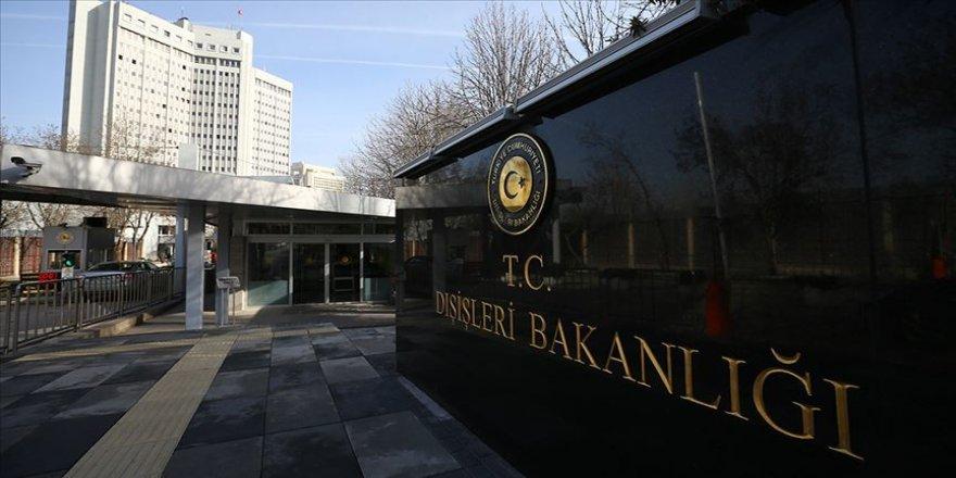 Türkiye'den Irak hükümetine çağrı