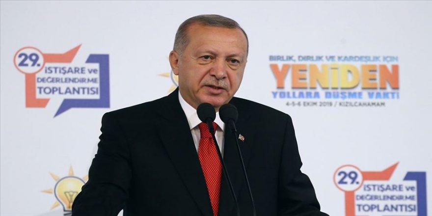 Cumhurbaşkanı Erdoğan: Yüzde 50 seçilme yeterliliği yeni sistemin adeta omurgasıdır