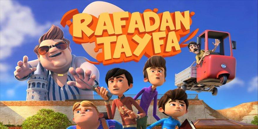 TRT Çocuk kahramanları beyaz perdede