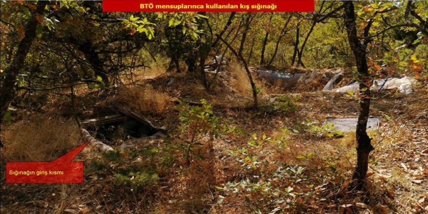 Diyarbakır'da 3 sığınak imha edildi