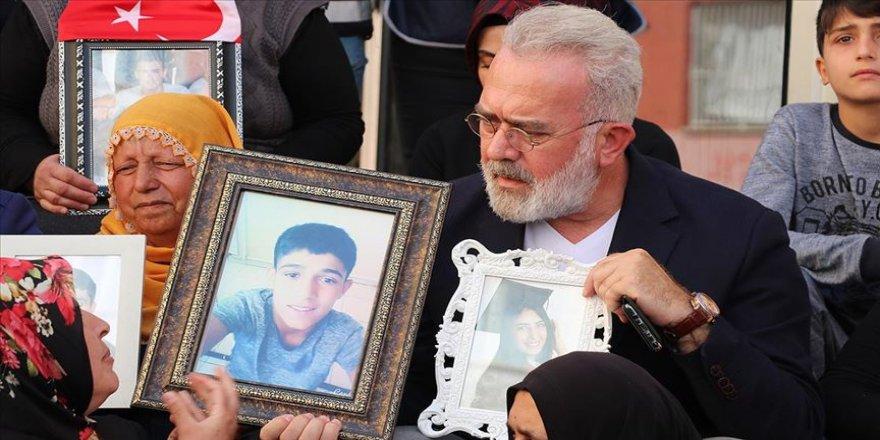 Bahadır Yenişehirlioğlu'ndan Diyarbakır annelerine destek