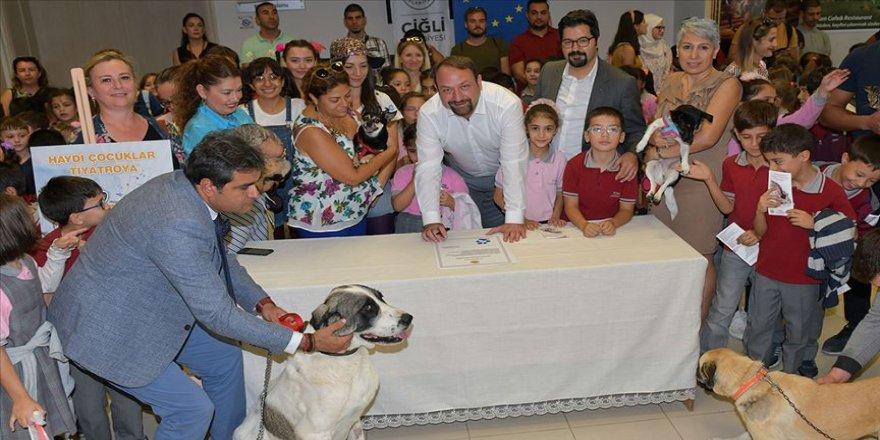 Hayvanlar için 'patili' sözleşme