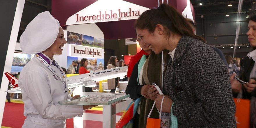 THY Latin Amerika'nın en büyük turizm fuarına katıldı