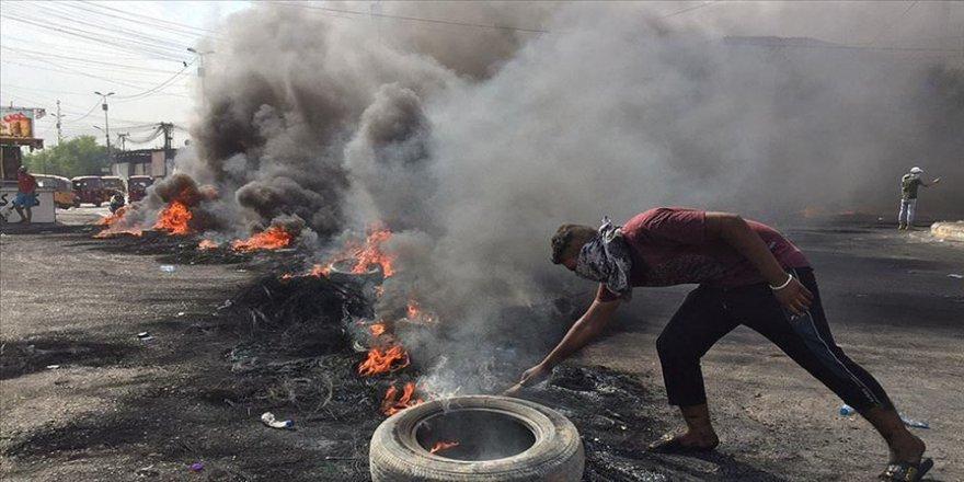 BM: Irak'taki gösterilerde şiddet kullananlara hesap sorulsun