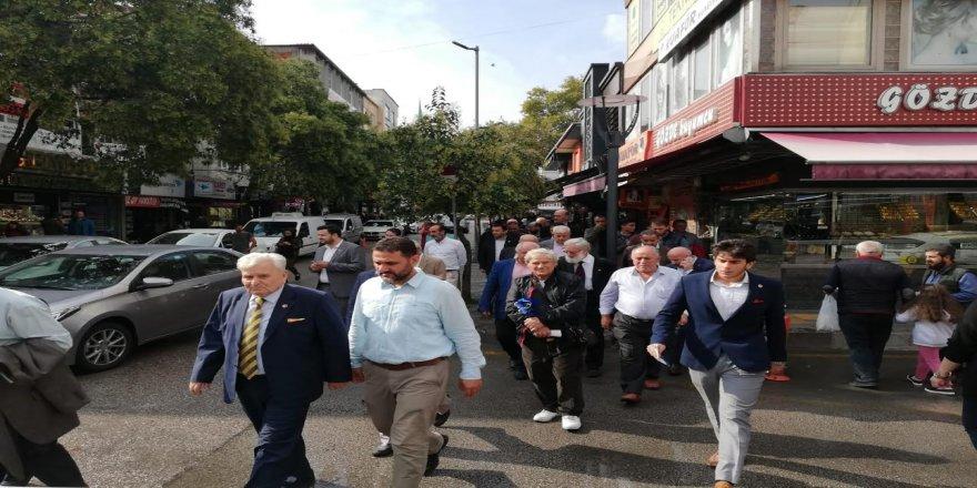 Eski arkadaşı, Cumhurbaşkanı Erdoğan'ı,Yeniden Refah Partisi'ne davet etti!