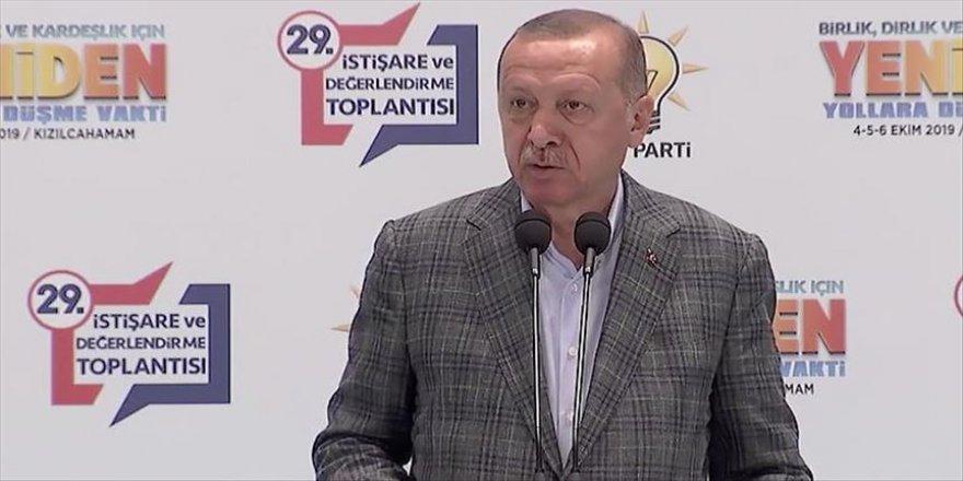 Cumhurbaşkanı Erdoğan: AK Parti, milletimizin tek umudu olma vasfını koruyor