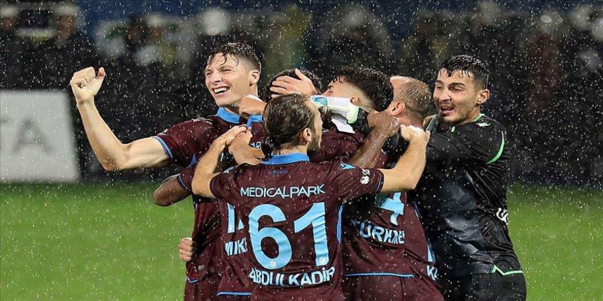 Karadeniz derbisinde gülen taraf Trabzonspor