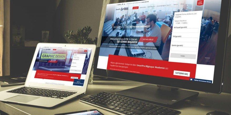 Smartpro yazılım eğitimleri istihdamı arttırmaya devam ediyor