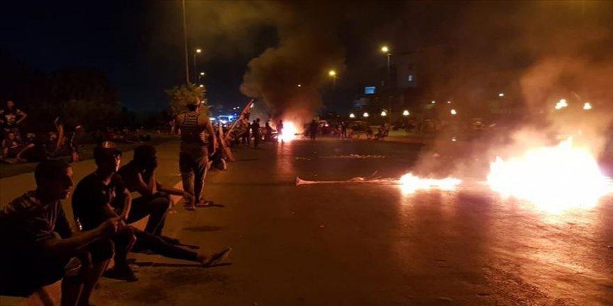 İran'dan 'Irak'taki olaylar ABD-Suudi Arabistan provokasyonu' açıklaması